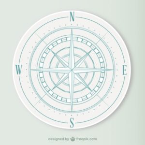 Compass Designed by Freepik